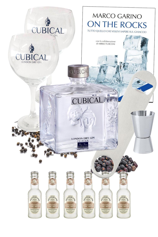 Cubical Premium – Gin Genie