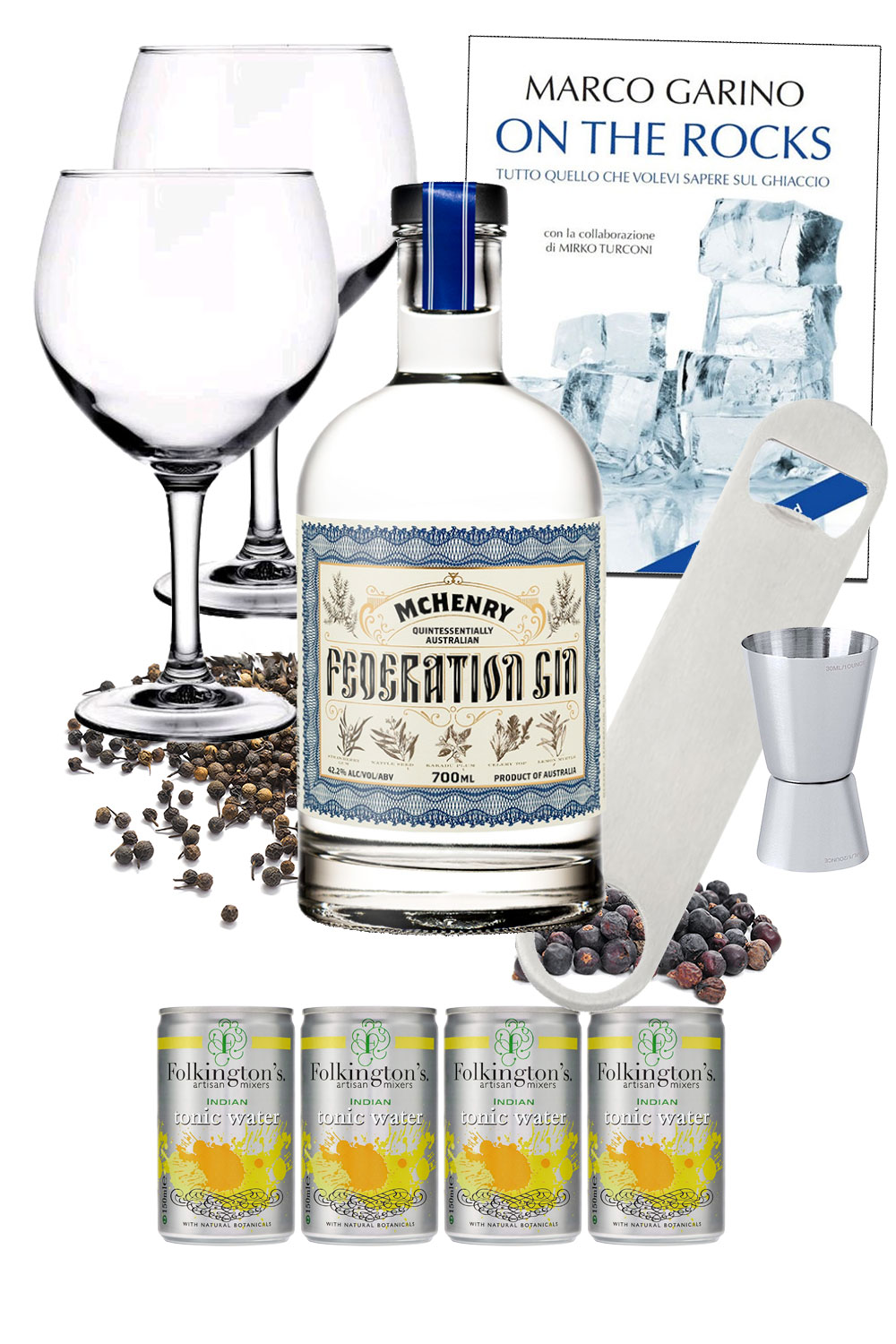 Federation Gin – Brain Power Home Kit