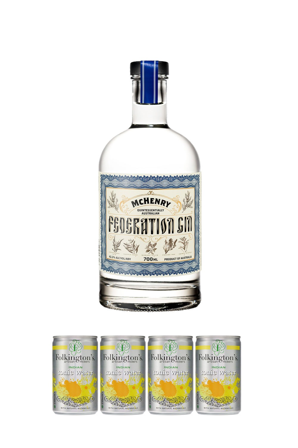 Federation Gin – Easy Home Kit