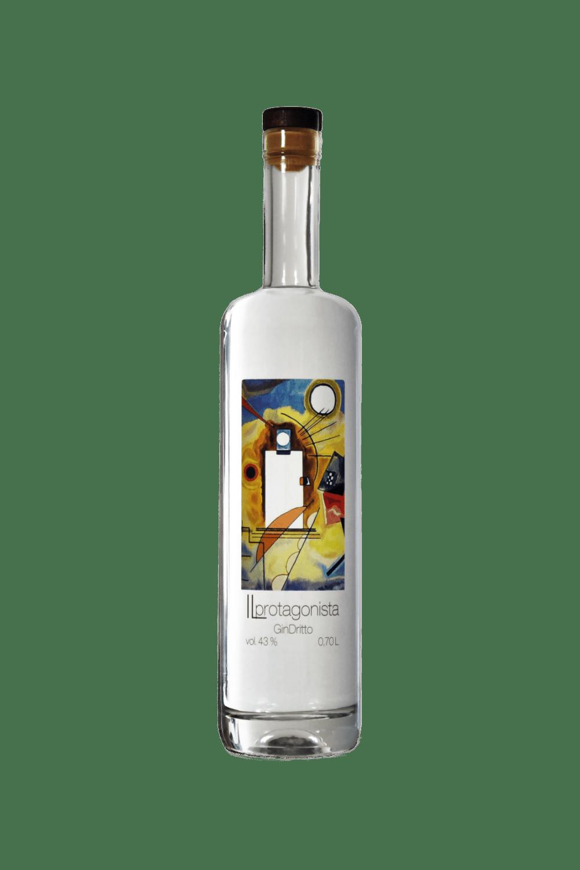Il Protagonista – Gin Dritto