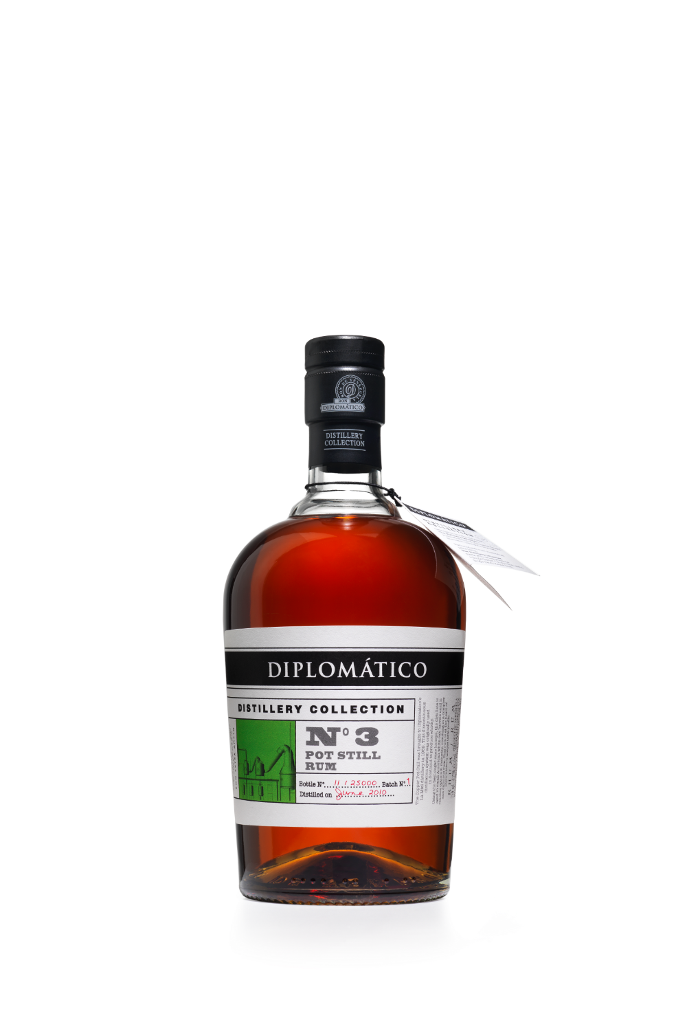 Rum Diplomatico Distillery Collection n.3 Single Pot Still