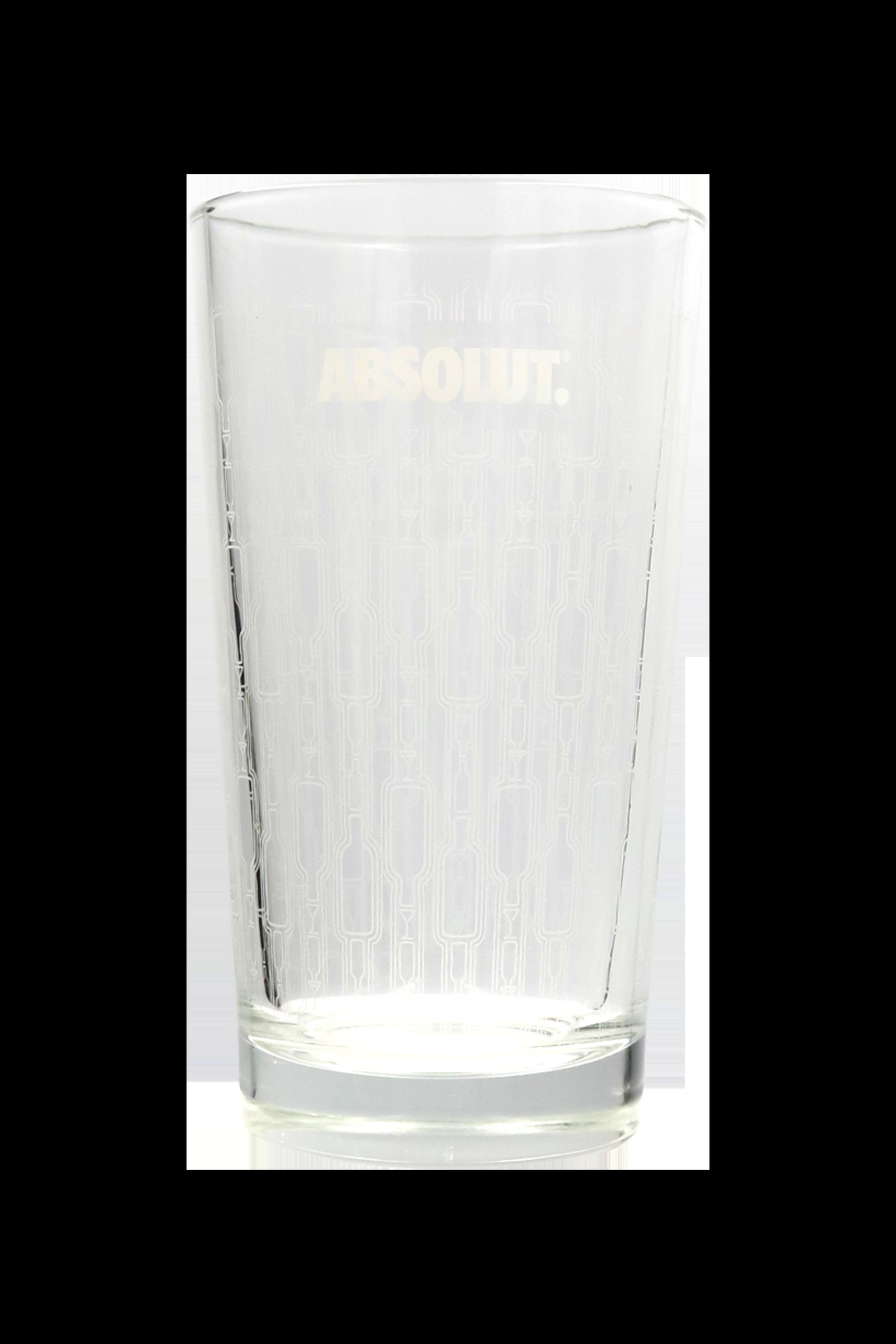 Bicchiere Absolut bicchieri disegnati