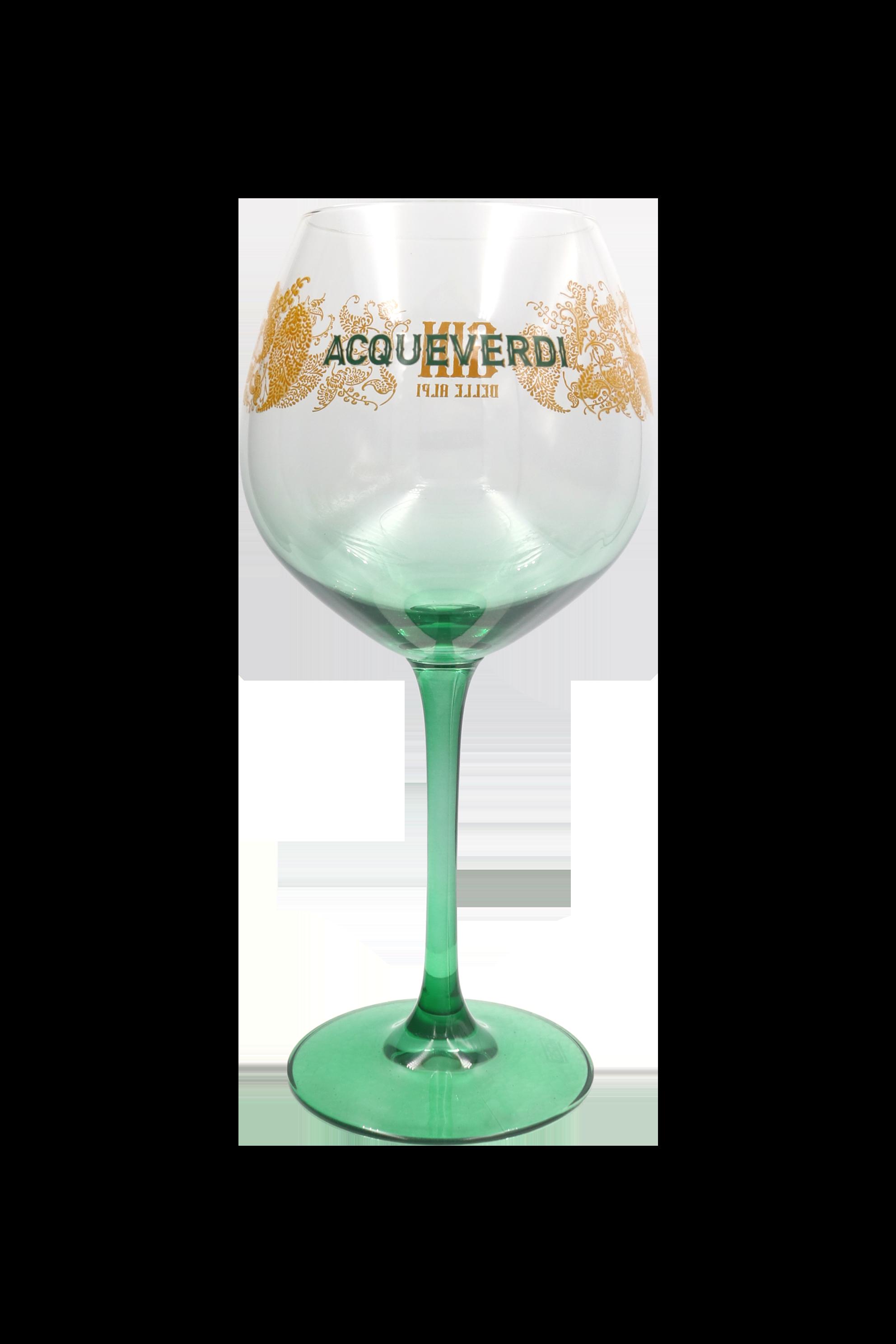 Bicchiere Balón Acqueverdi Gin delle Alpi