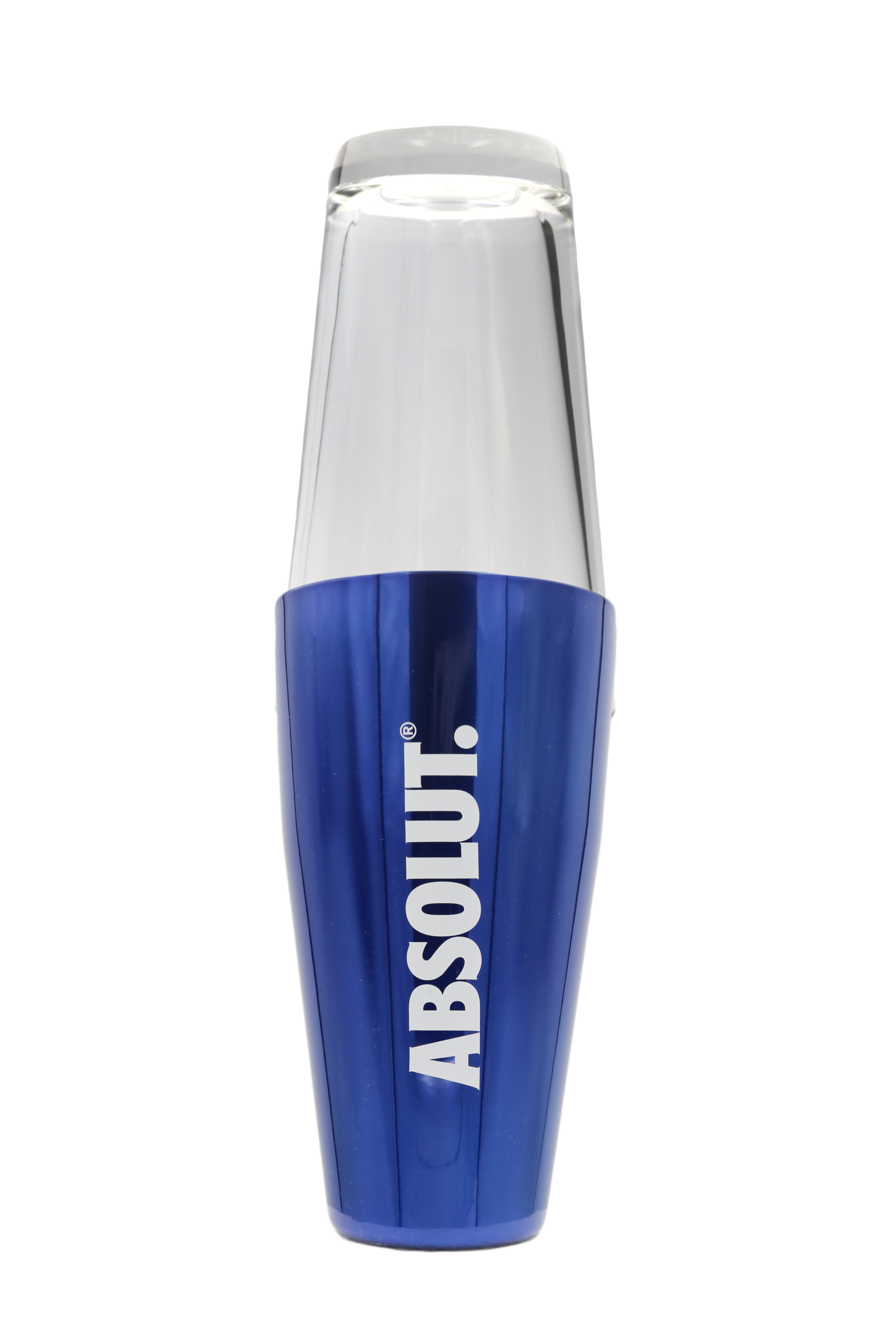 Boston Shaker Absolut Blu