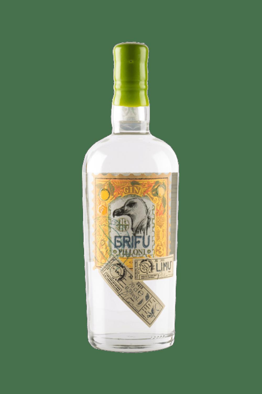 Grifu Limu Gin Pilloni
