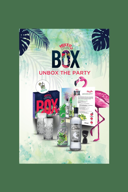 Mojito Cocktail Box