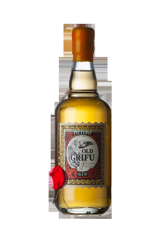 Old Grifu Gin Pilloni
