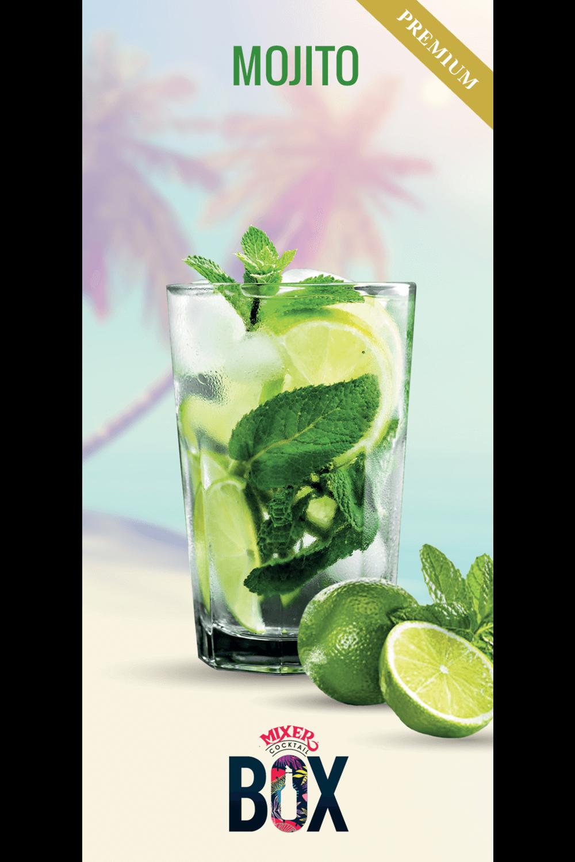 Mojito Premium Cocktail Box