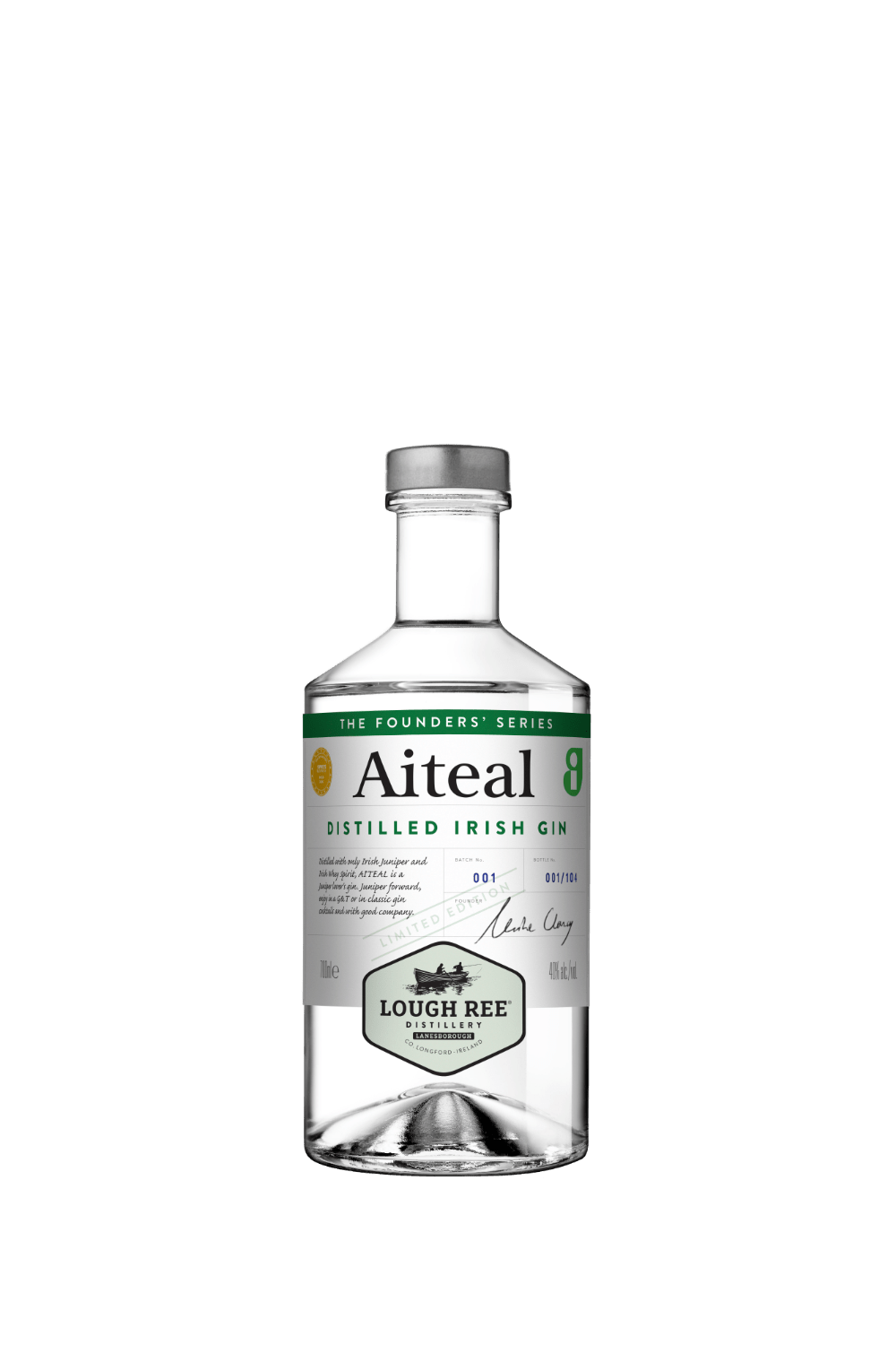 Aiteal Distilled Irish Gin