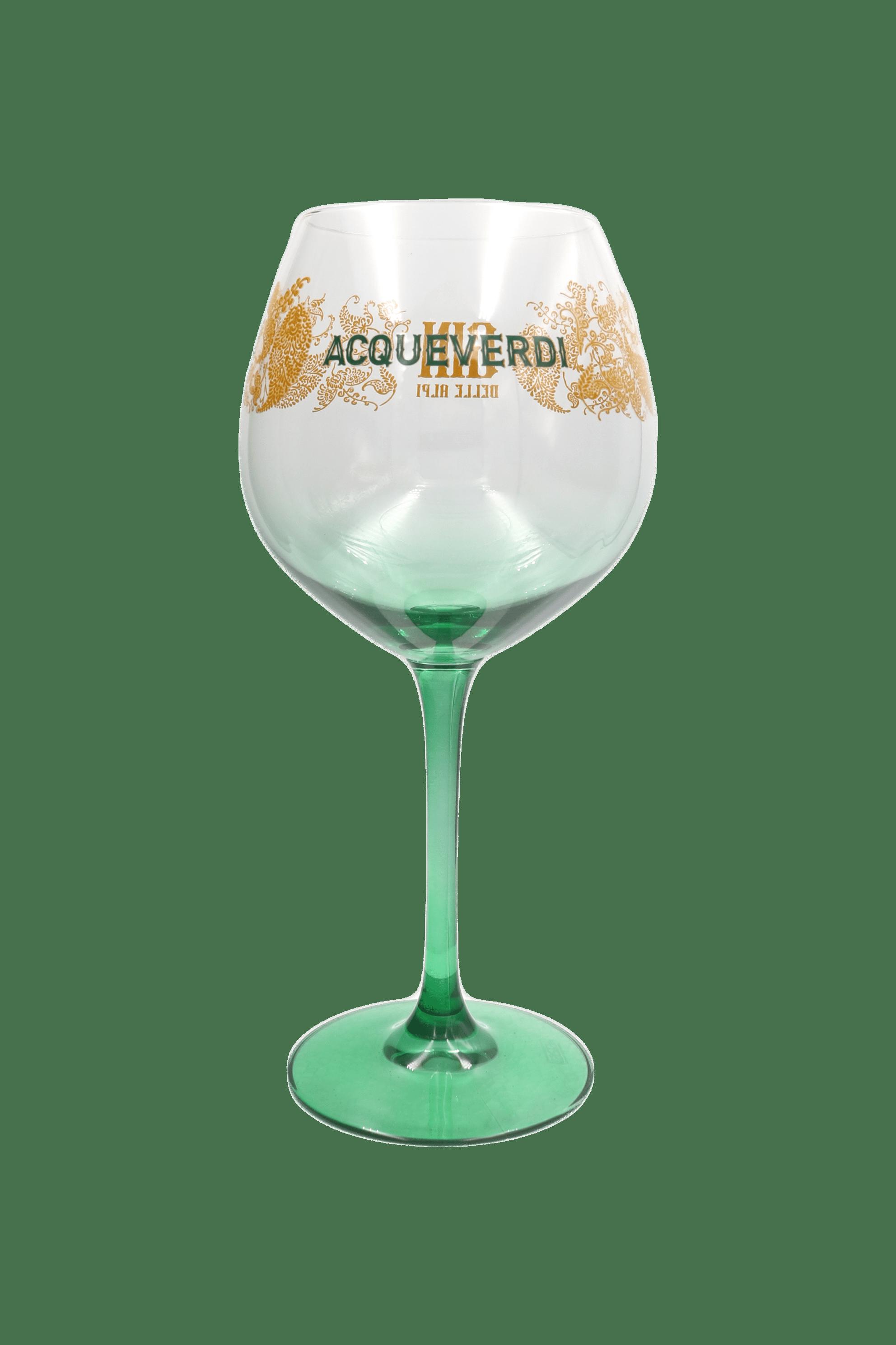 Bicchiere Acqueverdi