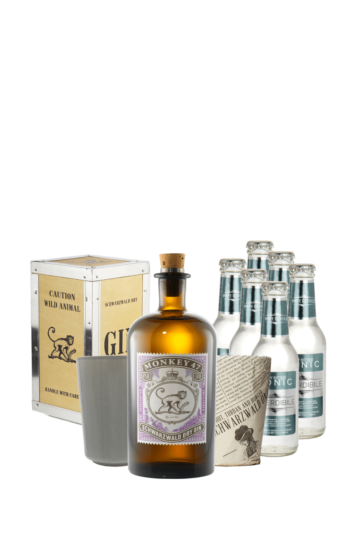 Wild Animal Tonic Kit