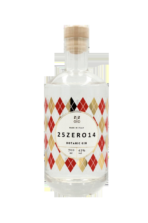 25Zero14 Gin Christmas Edition