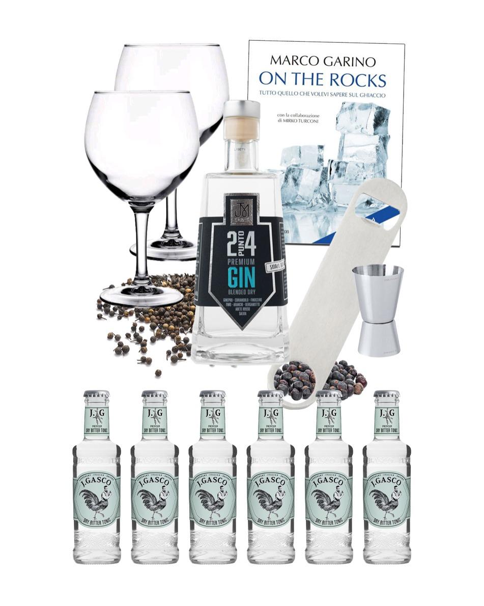 2PUNTO4 – Gin Genie