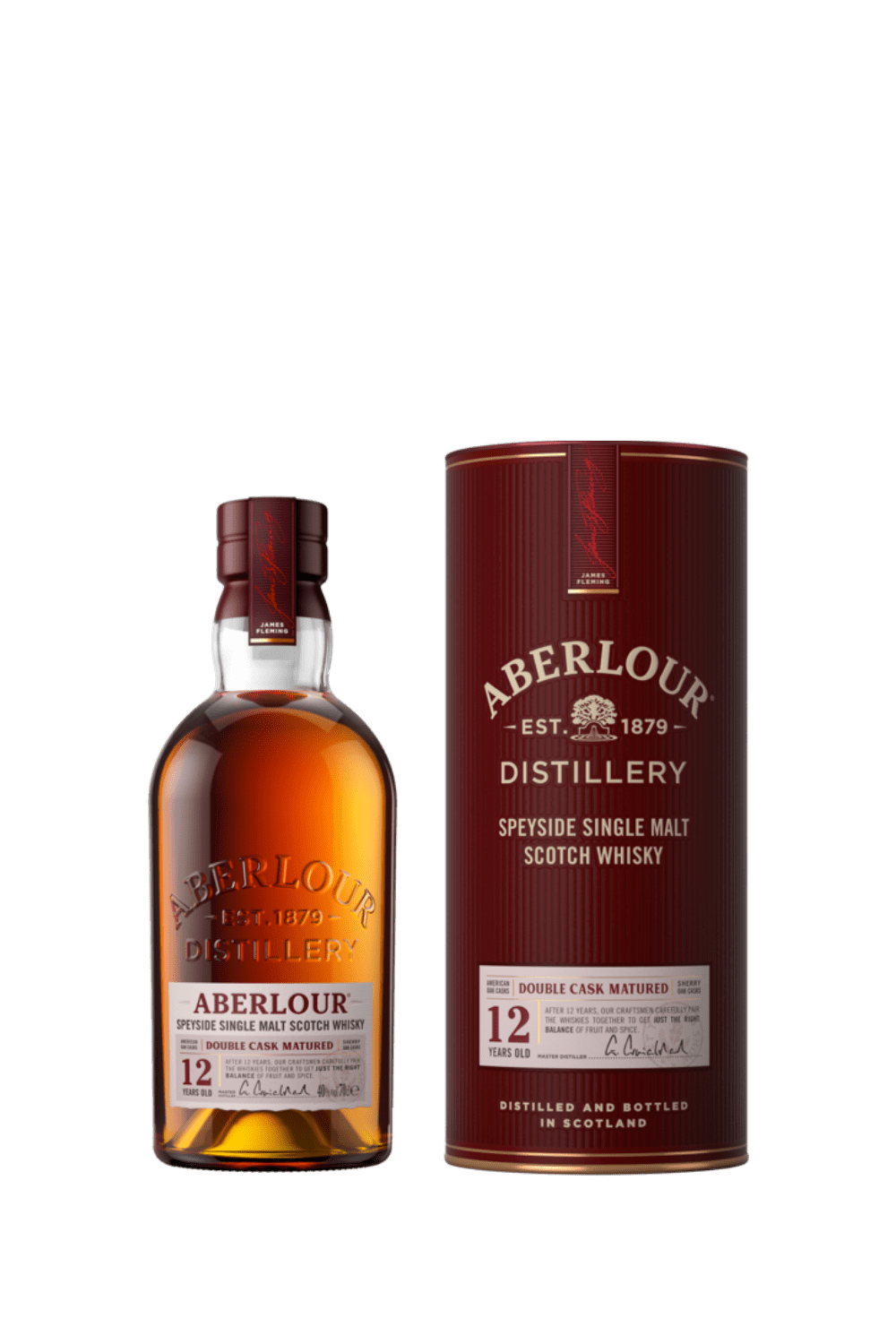Aberlour 12 Yo Single Malt Scotch Whisky