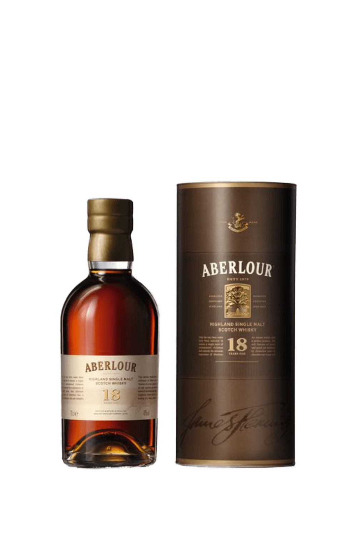 Aberlour 18 Yo Single Malt Scotch Whisky