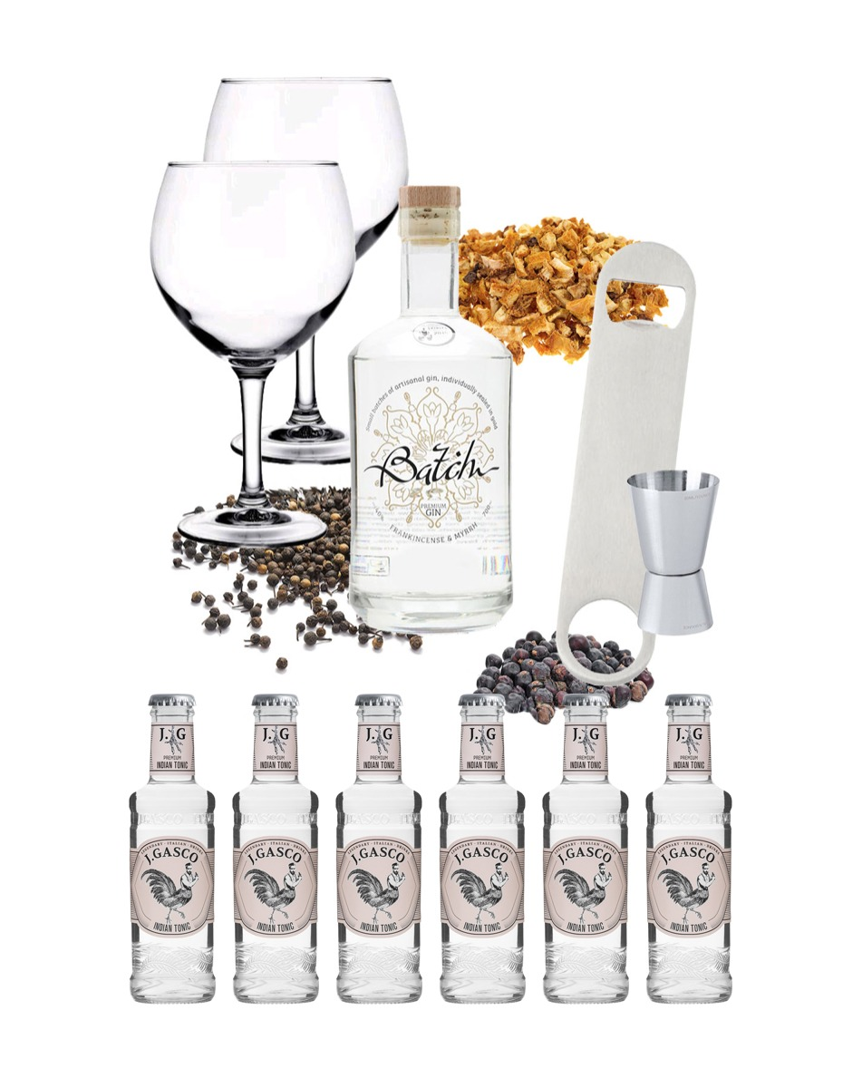 Batch Gin – Mission Ginpossible