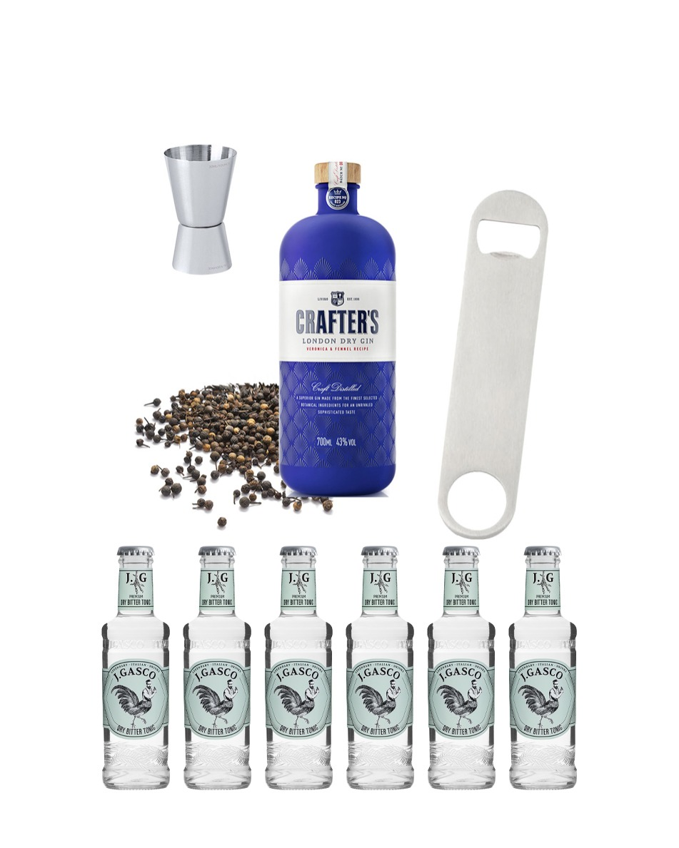 Crafter's London Dry – Partystarter