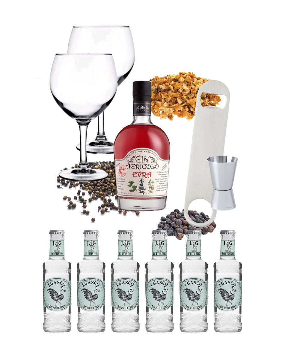 Gin Agricolo Evra – Mission Ginpossible