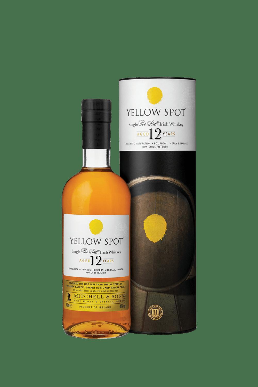 Yellow Spot 12 Yo Irish Whiskey