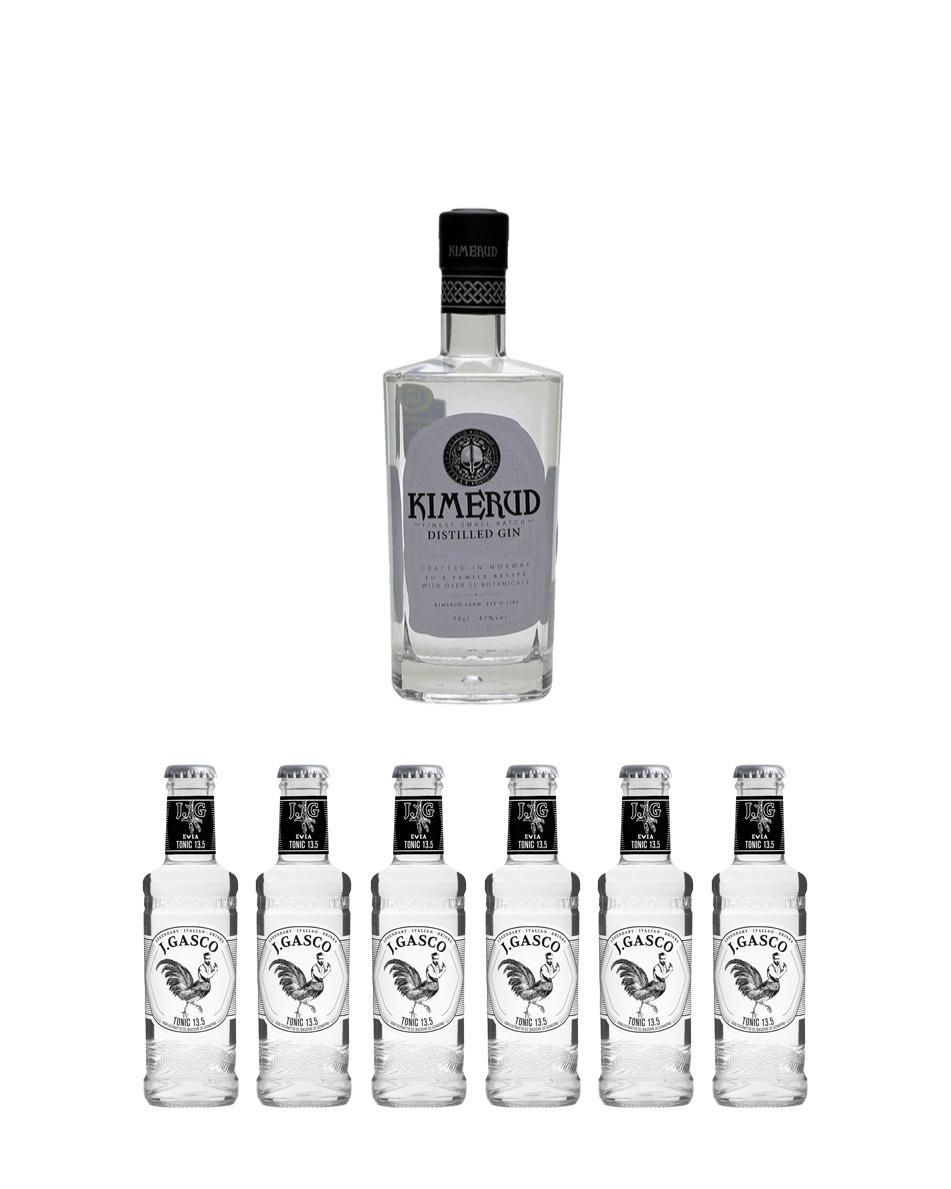 Kimerud gin – La coppia perfetta