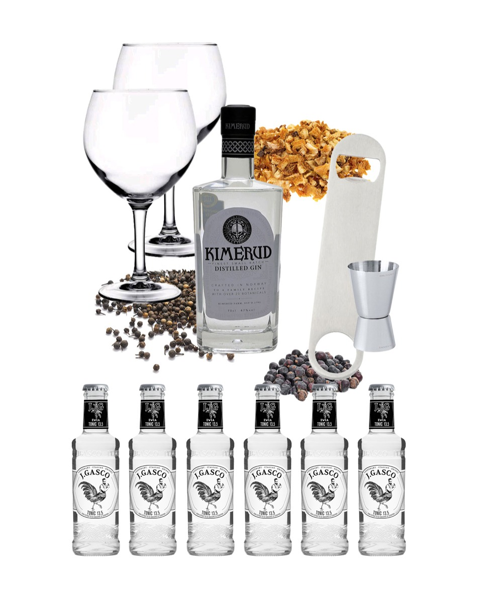 Kimerud Gin – Mission Ginpossible