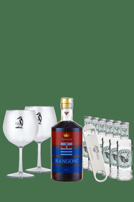 Amaro Tonic