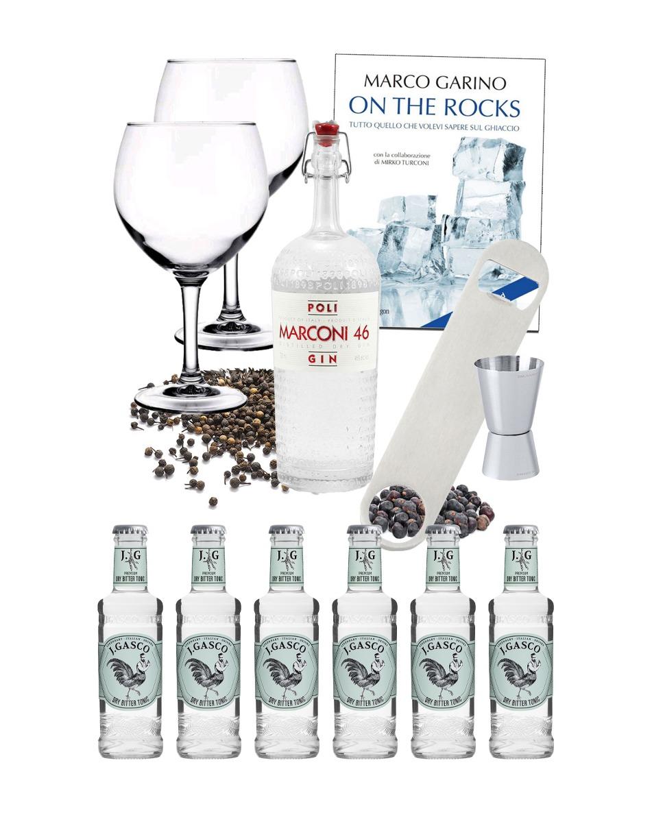 Marconi 46 – Gin Genie