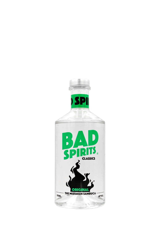 Bad Spirits Classics The Mistaken Sambuca
