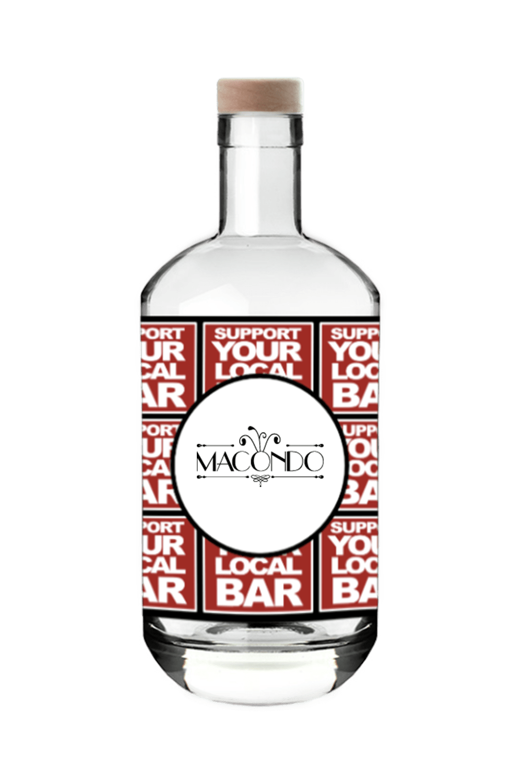 Herbalist Gin Macondo Bologna
