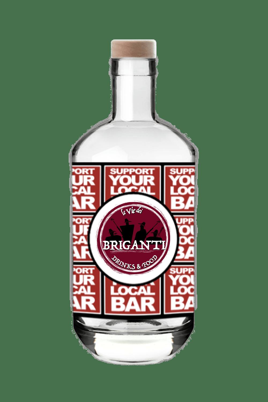 Herbalist Gin Le vie dei Briganti Bologna