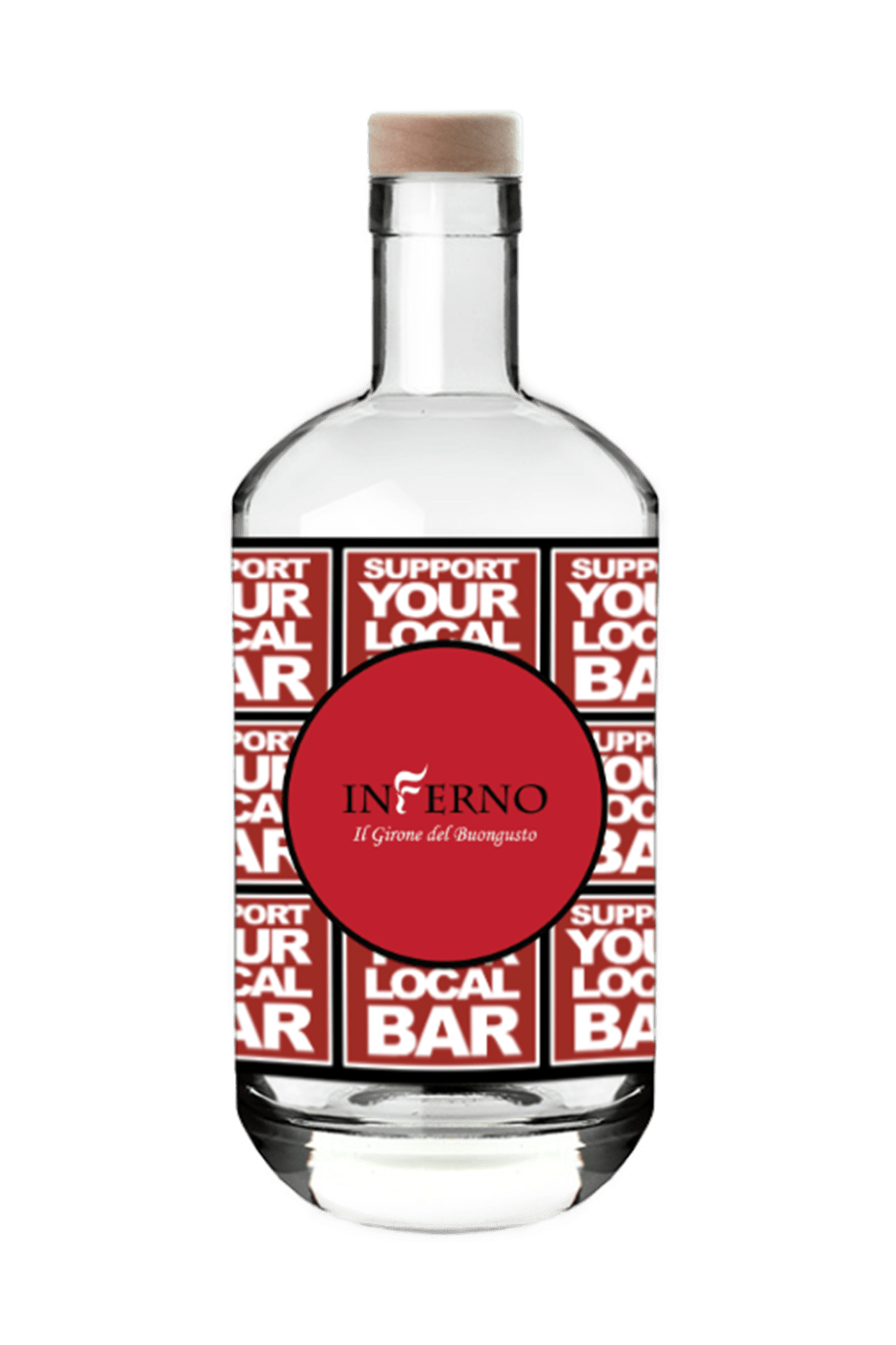 Lemon Tree Gin Inferno Firenze