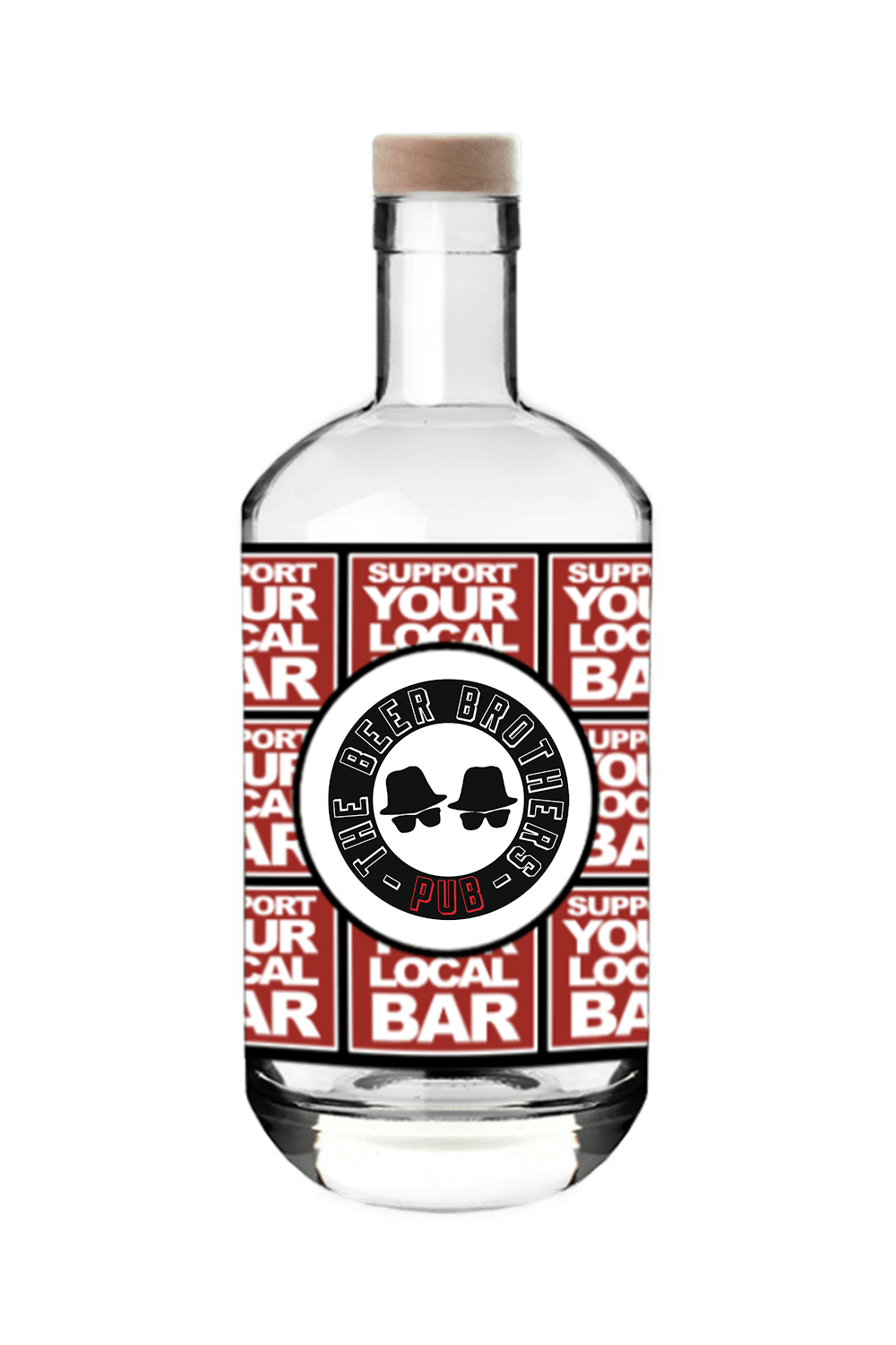 Flower Power Gin The Beer Brothers Padova