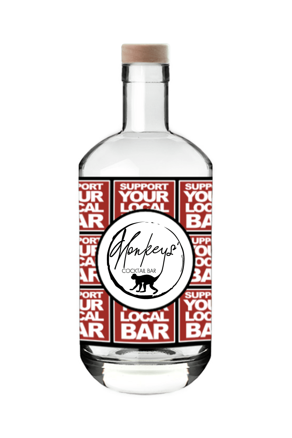 Gingerbread Gin Monkeys'Bar Imperia