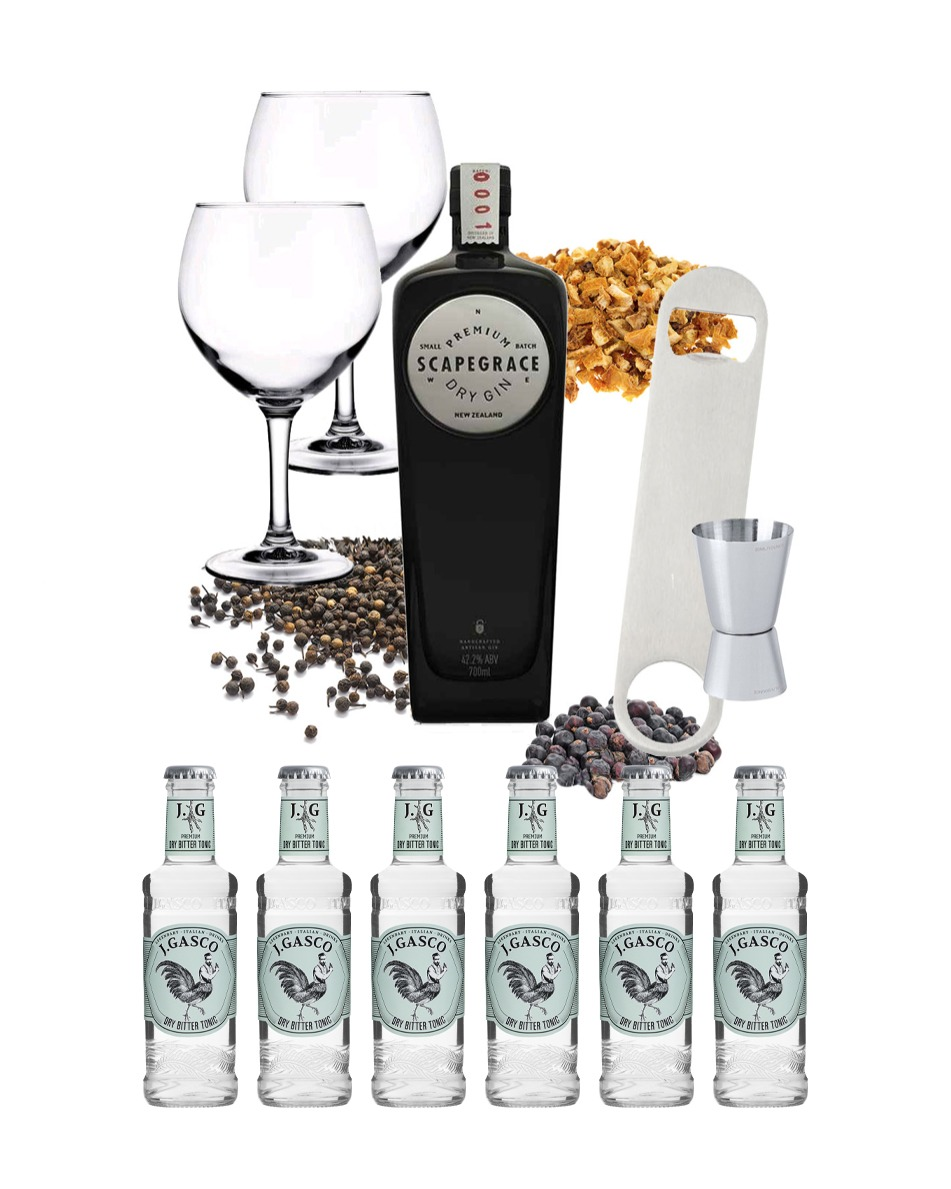 Scapegrace Classic – Mission Ginpossible
