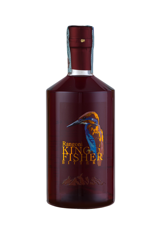 Bitter Alpino Kingfisher