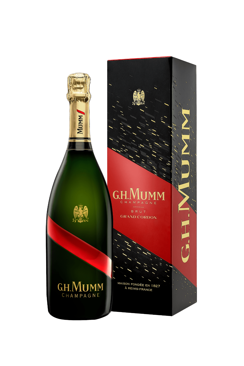 Mumm Grand Cordon – Champagne