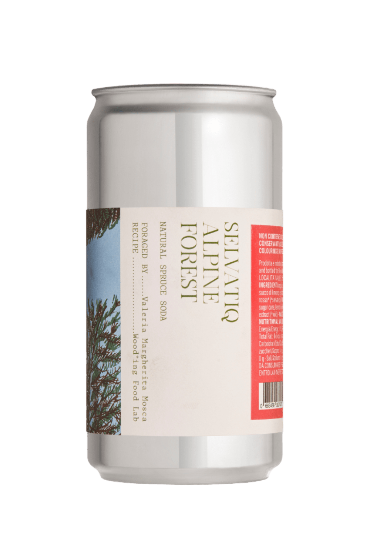 Selvatiq Alpine Forest – Natural Spruce Soda