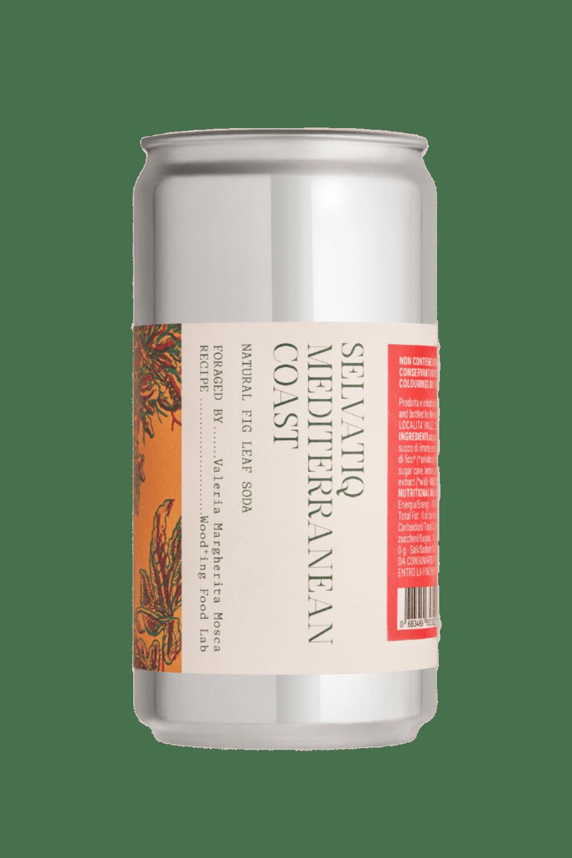 Selvatiq Mediterranean Coast – Natural Fig Leaf Soda