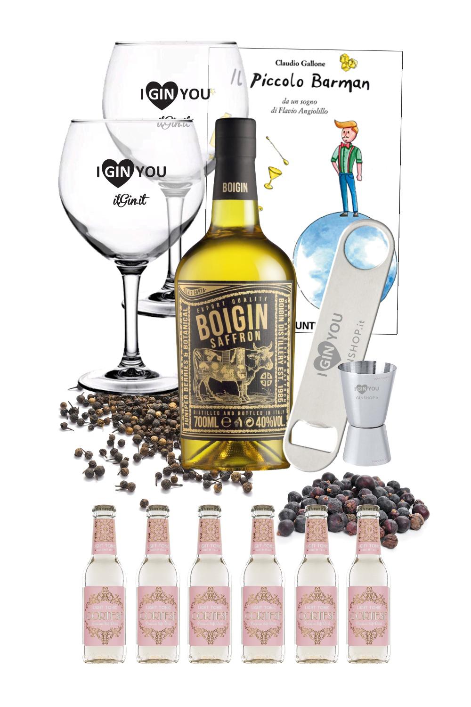 Boigin Saffron – Gin Genie