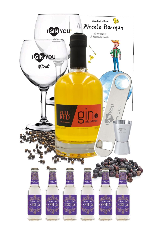 Full Red – Gin Genie