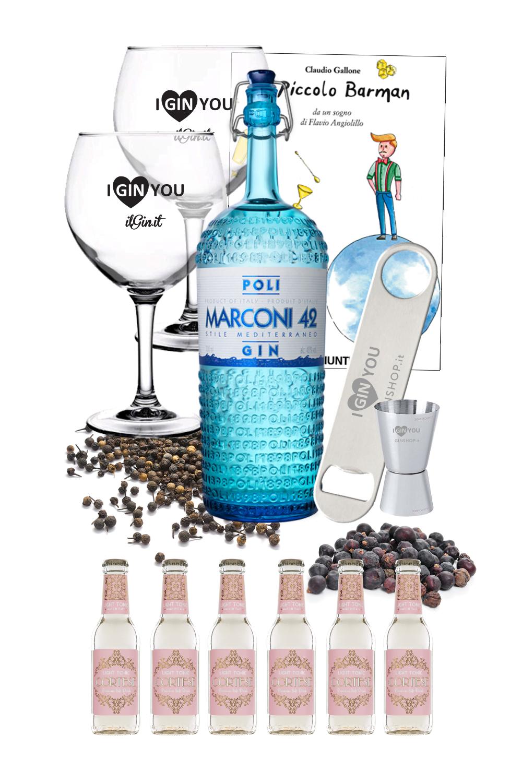 Marconi 42 – Gin Genie