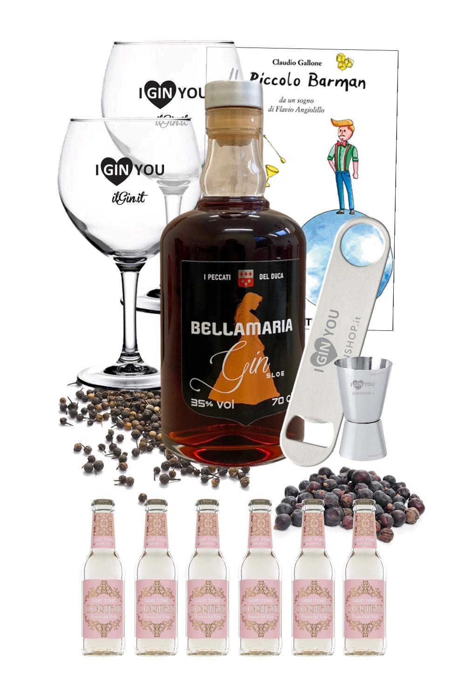 I Peccati Del Duca Bellamaria – Gin Genie