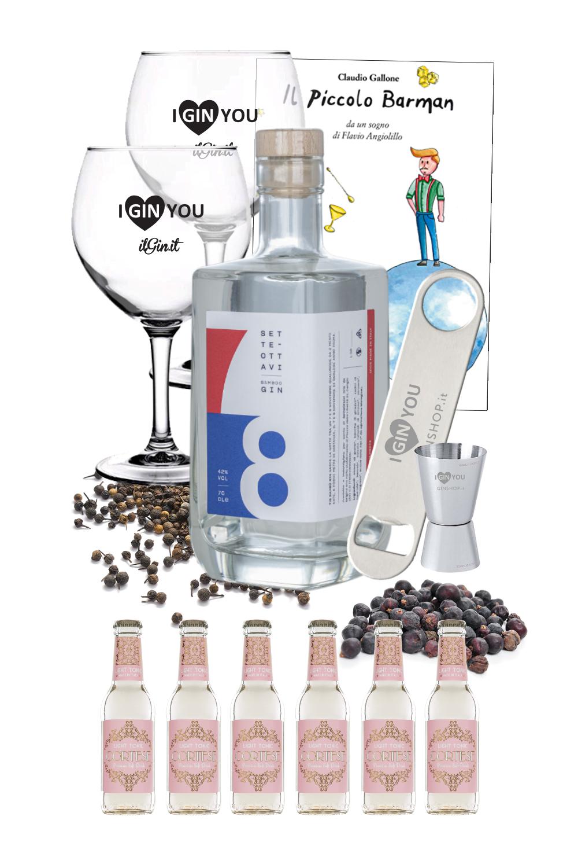 Sette Ottavi – Gin Genie