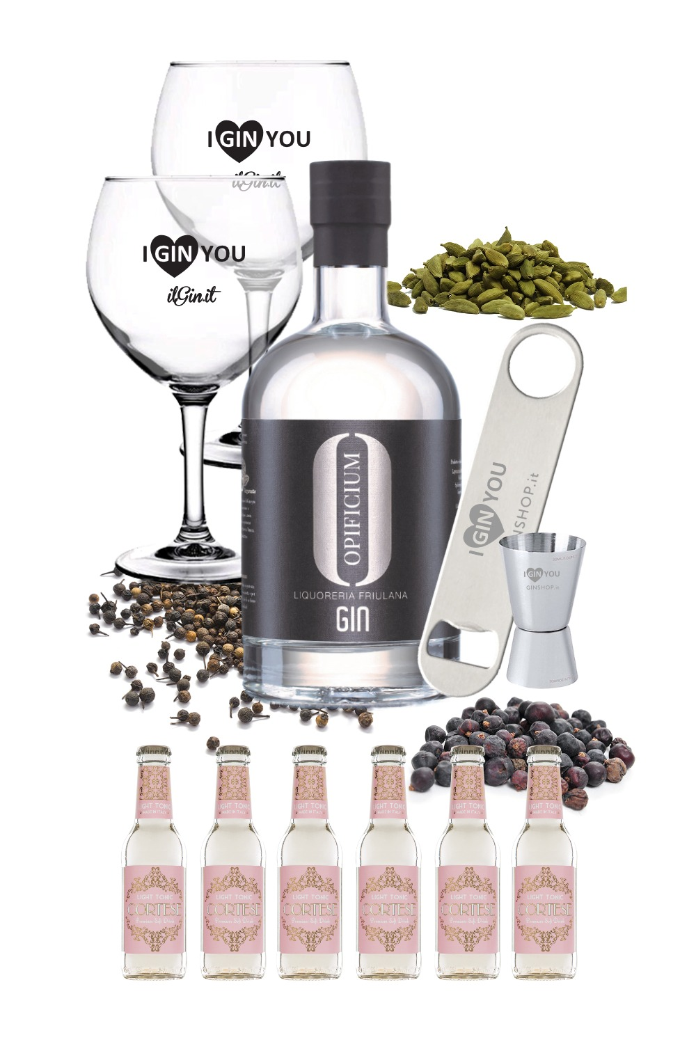 Gin Opificium – Mission Ginpossible