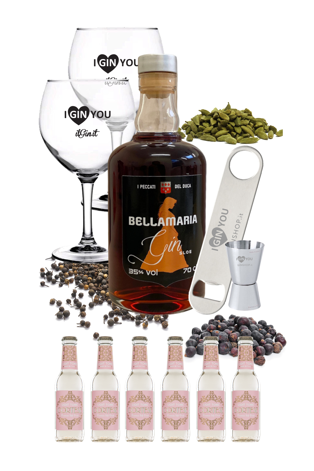 Bellamaria – Mission Ginpossible