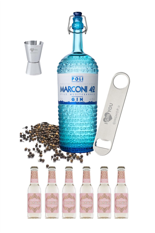 Marconi 42 – Partystarter