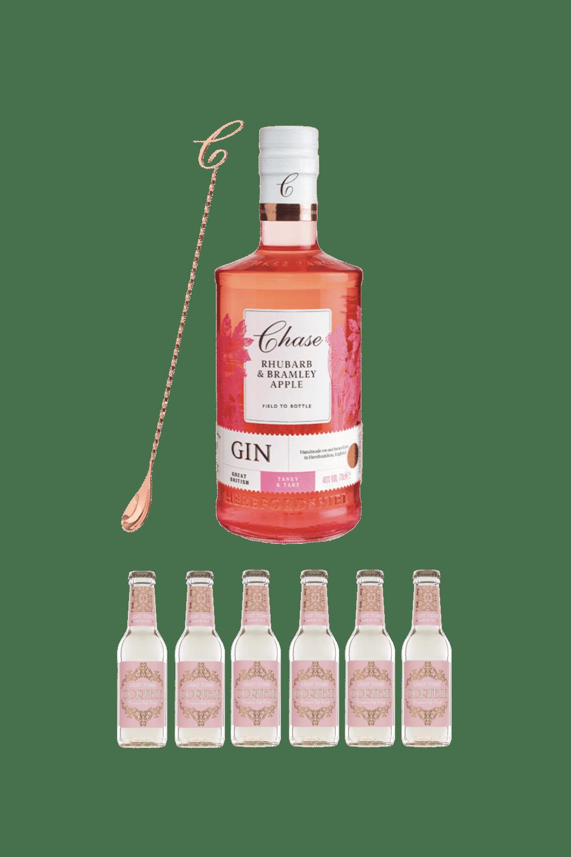 Chase Rhubarb & Bramley Apple Gin – La Coppia Perfetta