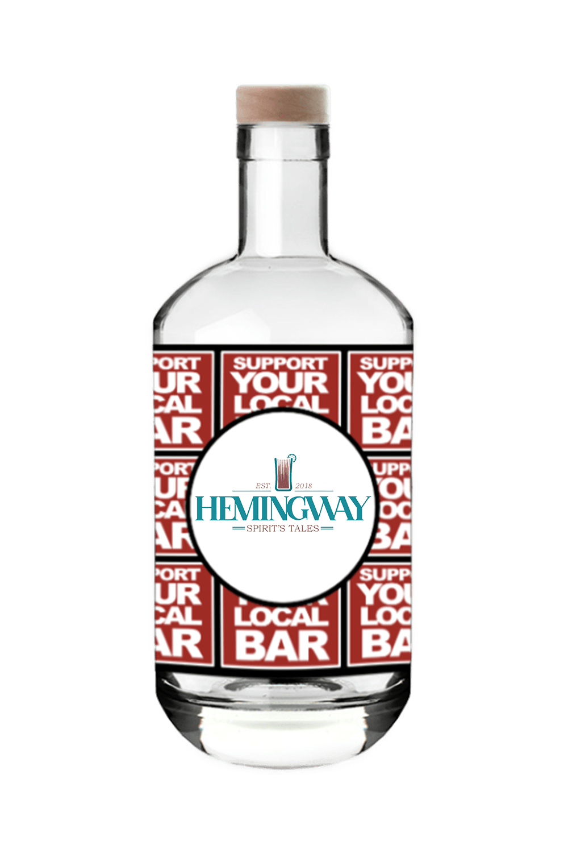 Gingerbread Gin Hemingway Spirit's Tales Messina