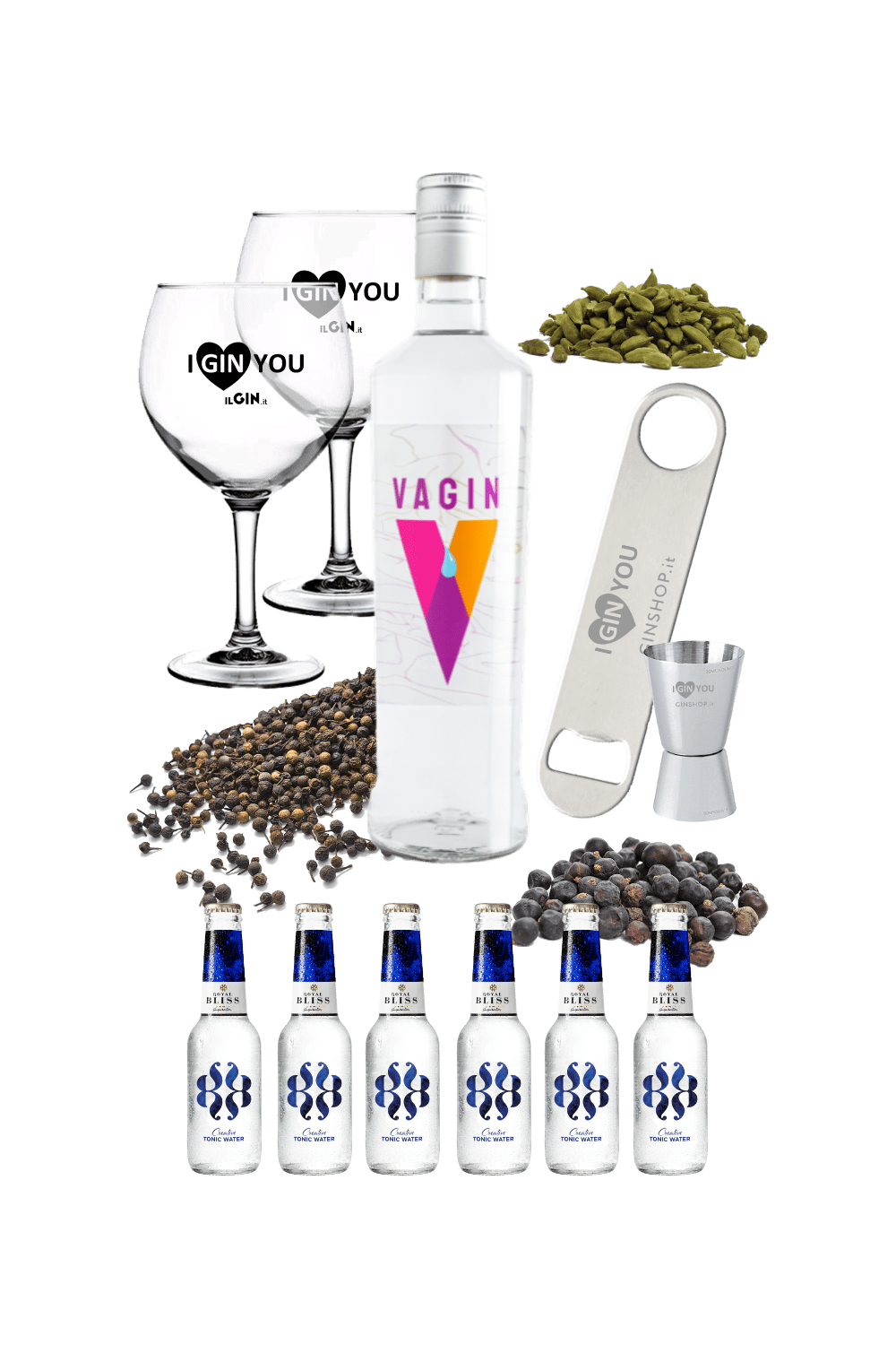 Vagin – Mission Ginpossible