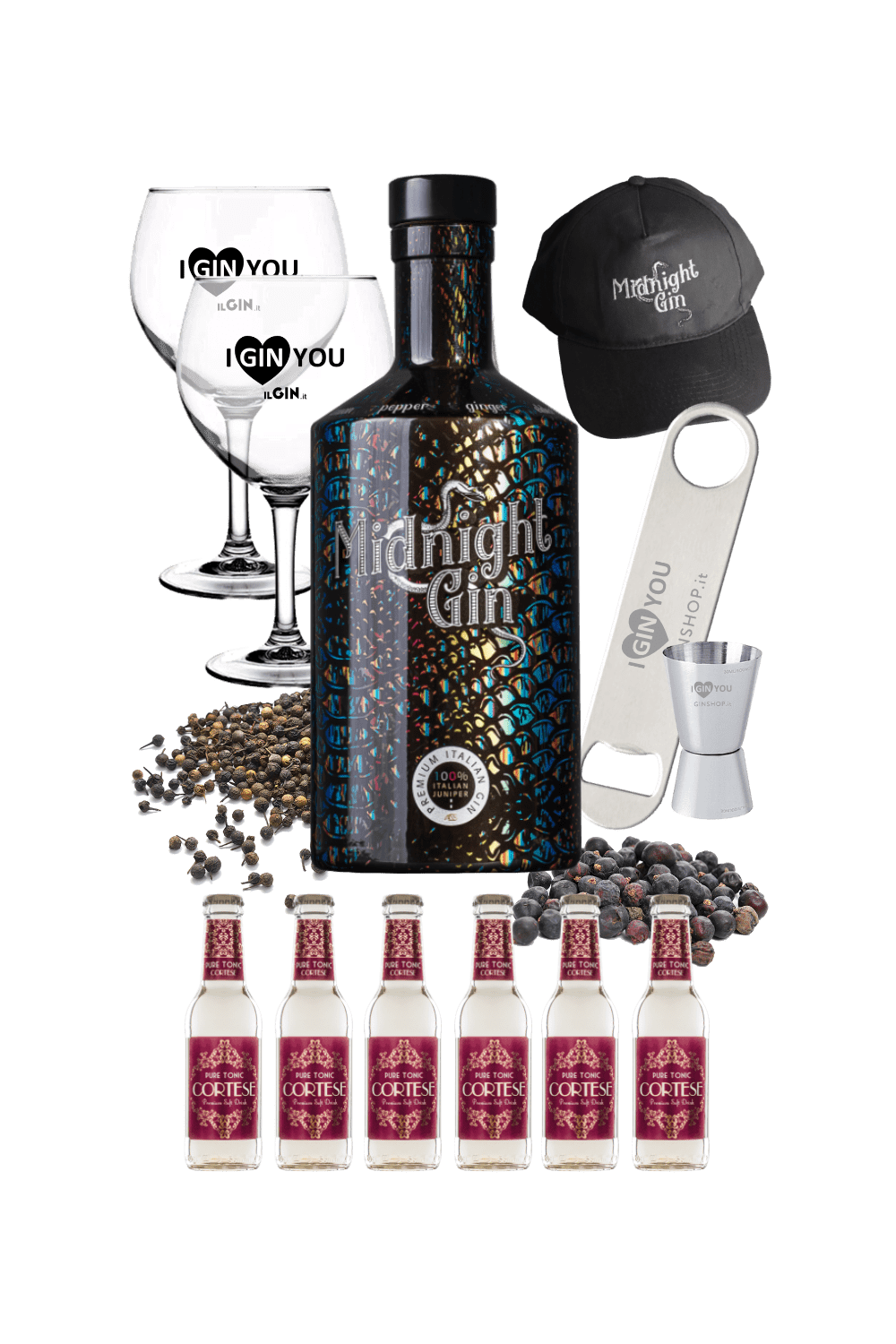 Midnight Gin – Mission Ginpossible